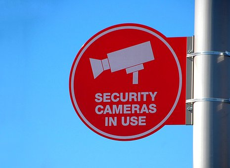 Security Camera Sign 3128057 340